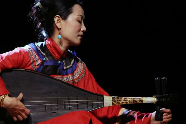 """Performing Asia: """"Song of the Pipa-Lute"""""""