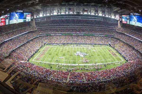 AdvoCare Texas Kickoff: University of Houston vs. Oklahoma