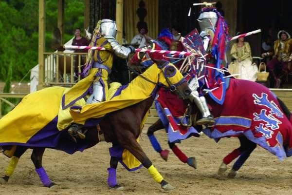 Texas Renaissance Festival Retreat