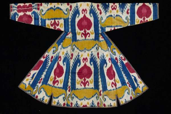Colors of the Oasis: Central Asian Ikats