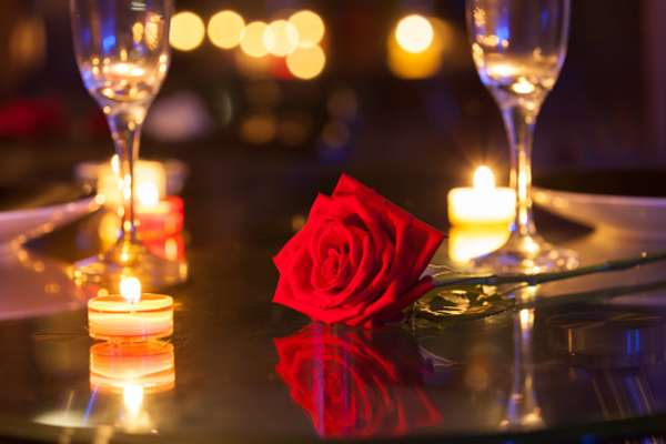 A Valentines Mystery Dinner Theater