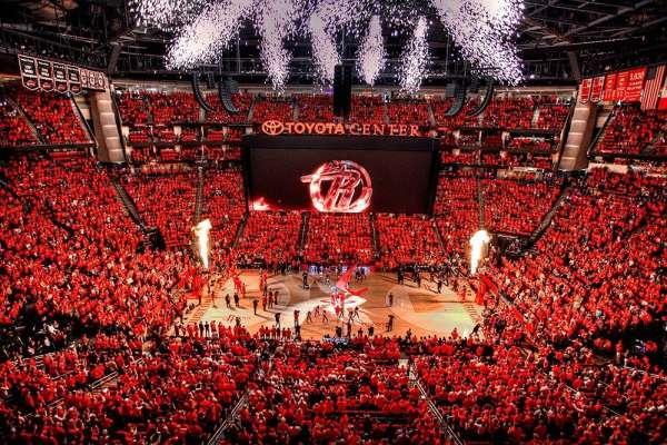 Houston Rockets vs. L.A. Lakers