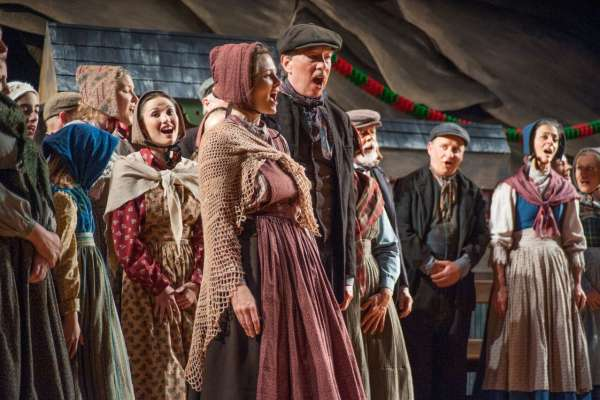 The Christmas Revels: A Welsh Celebration of the Winter Solstice