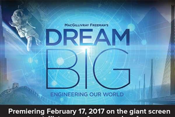Dream Big 3D