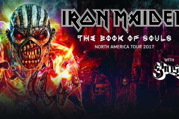 Iron Maiden en Concierto