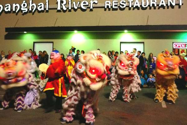 34th Annual Houston Chinese New Years Celebration