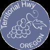 Territorial Highway Geocoin