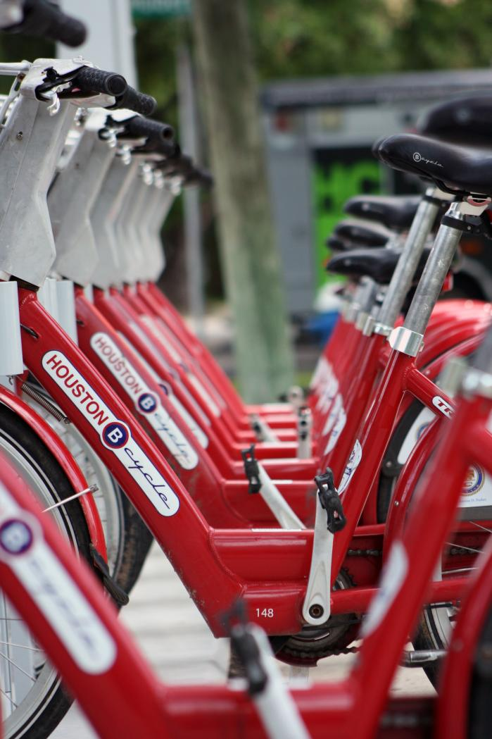 Houston Sobre Ruedas - BCycle