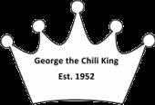 George the Chili King Logo