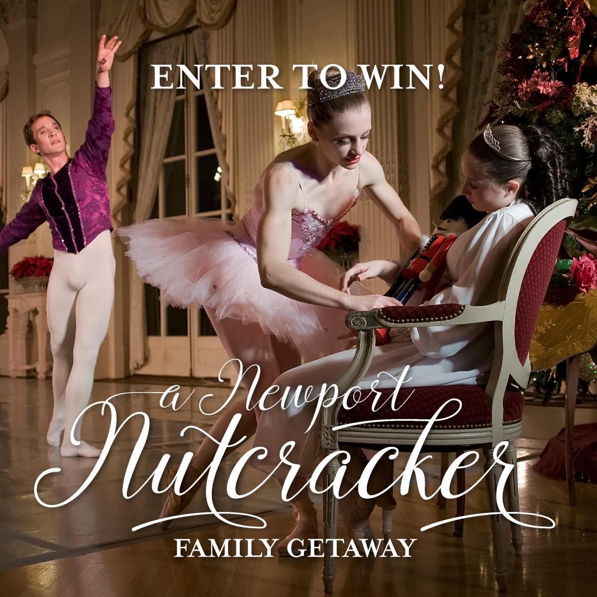 Nutcracker Giveaway Widget