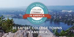 Safest College Towns in America