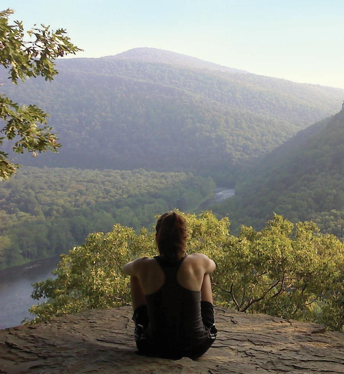 Laurel Highlands Hiking Trail Overlook