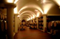 King Estate Barrel Room