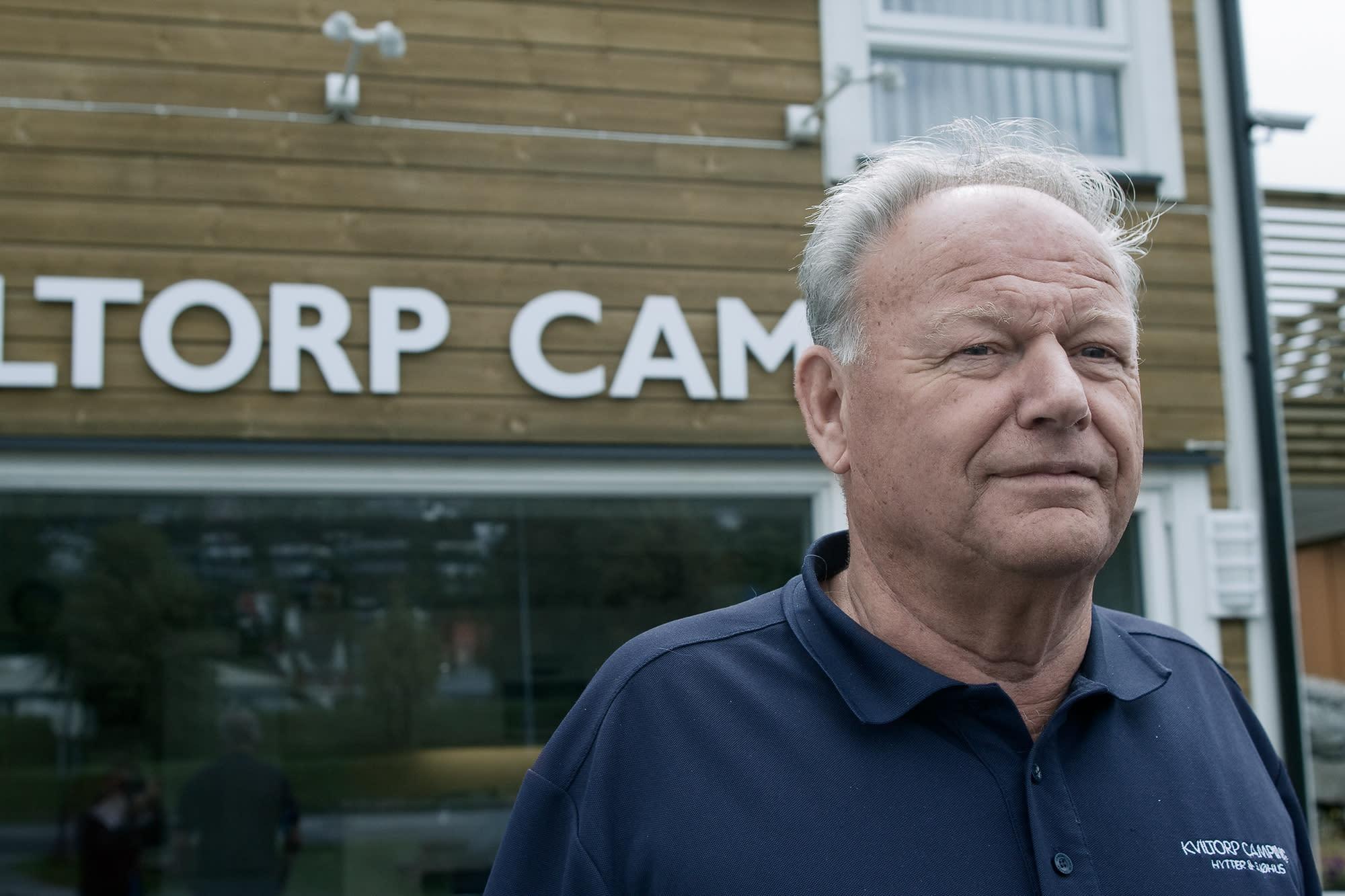 Terje Nakken - Kviltorp Camping