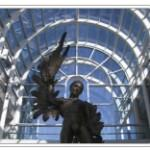 USAFM Icarus Sculpture