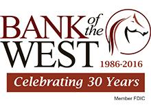 Bank of the West sponsor