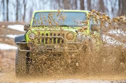 Jeep Off Road Academy