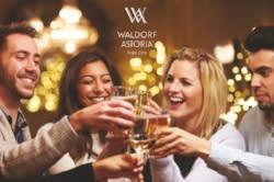 Waldorf Astoria Holiday Party