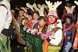 Lights of December Parade