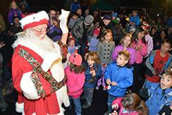 TNS Santa and Kids