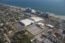 Ocean Center aerial