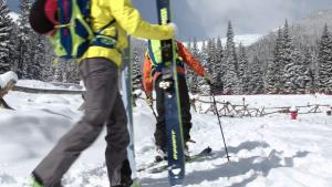 Video Thumbnail - youtube - Skiing Magazine Explores Backcountry Runs in Estes Park