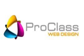 ProClass Web Design Logo