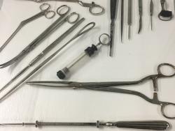 Lane County Historical Museum Medical Exhibit