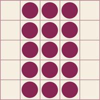 Pinot Bingo Bottle Card