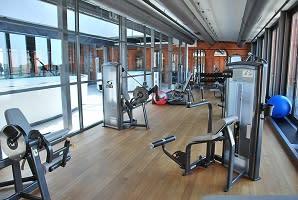 Hotel gym2