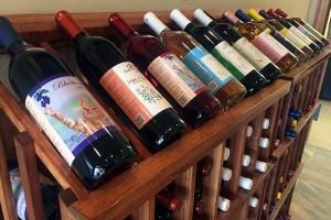 10% Off Case of Wine