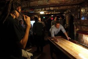 Kingfish Pub Skee Ball, Temescal Photo credit: sfgate.com