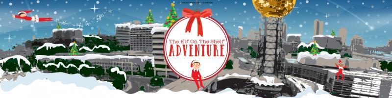 The Elf on the Shelf Adventure