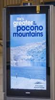 Winter 2015/16 - Transit - Digital Network - Pocono Mountains Visitors Bureau