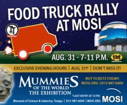 Food Truck at MOSI