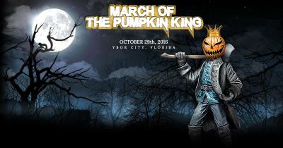 Pumpkin King Ybor