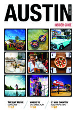 Austin Insider Guide 2016 through 2017 Cover