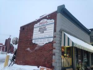 Paula's Exterior