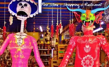 Pink Store - Shopping & Restaurant