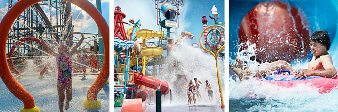 The Boardwalk at Hersheypark Waterpark
