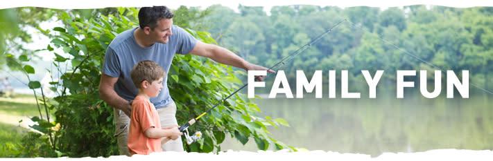 SPRING FESTIVALS - FAMILY FUN