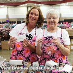 Vera Bradley Outlet Sale Square