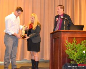 Tripp Moore Partner of the Year 2015