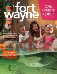 2016 Visitor Guide
