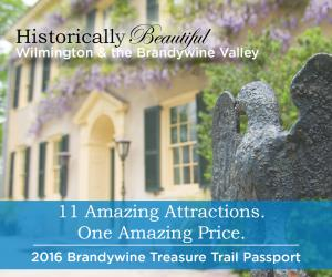 Brandywine Treasure Trail Passport