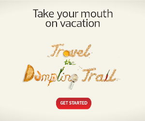 Travel the Dumpling Trail