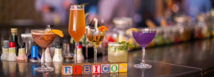 Drinks at Rubicon