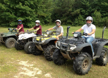 Myrtle Beach Activities | ATV Tours