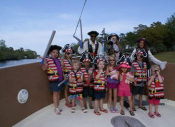 Myrtle Beach Activities | Blackbeards Pirate Cruise