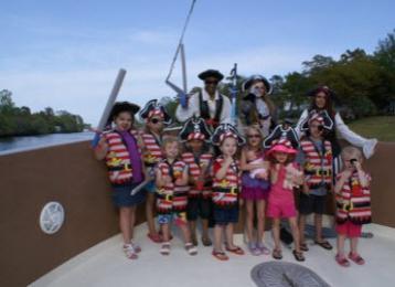 Myrtle Beach Activities | Blackbeards Pirate Cruise